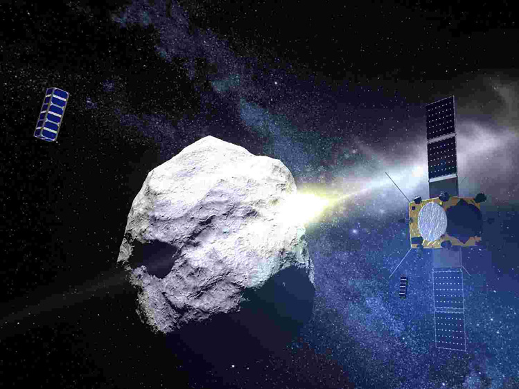 China invites world scientists to explore asteroid, comet together