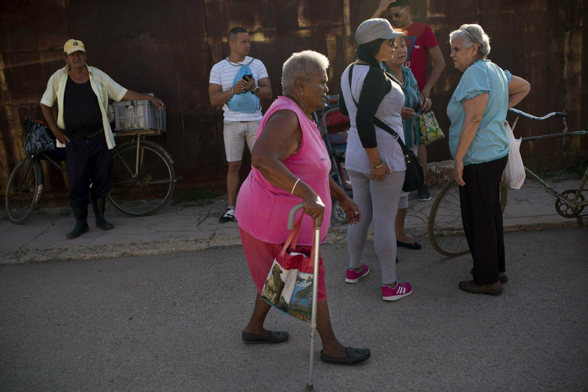 Shortages hit Cuba, raising fears of new economic crisis