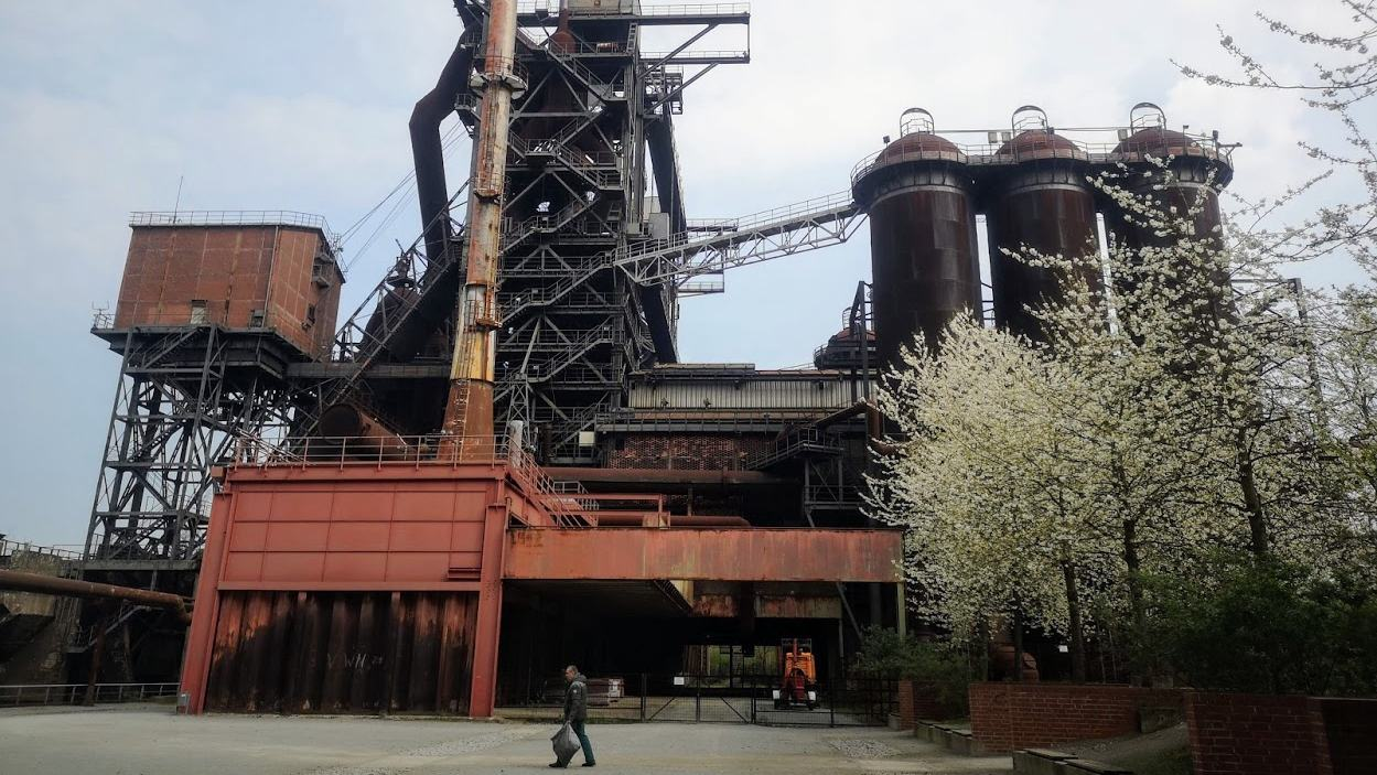 BRI Projects: Duisburg, connecting China to Europe