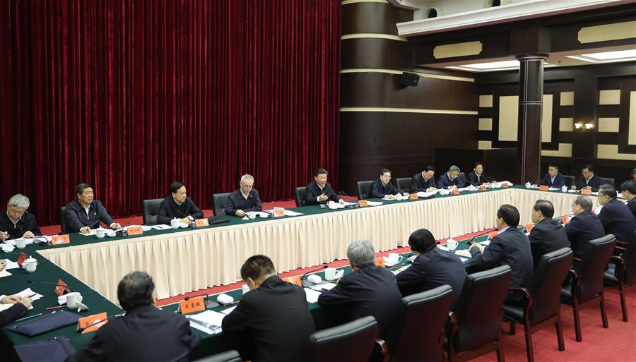 Xi delivers resolve, confidence at 'critical stage' of poverty alleviation