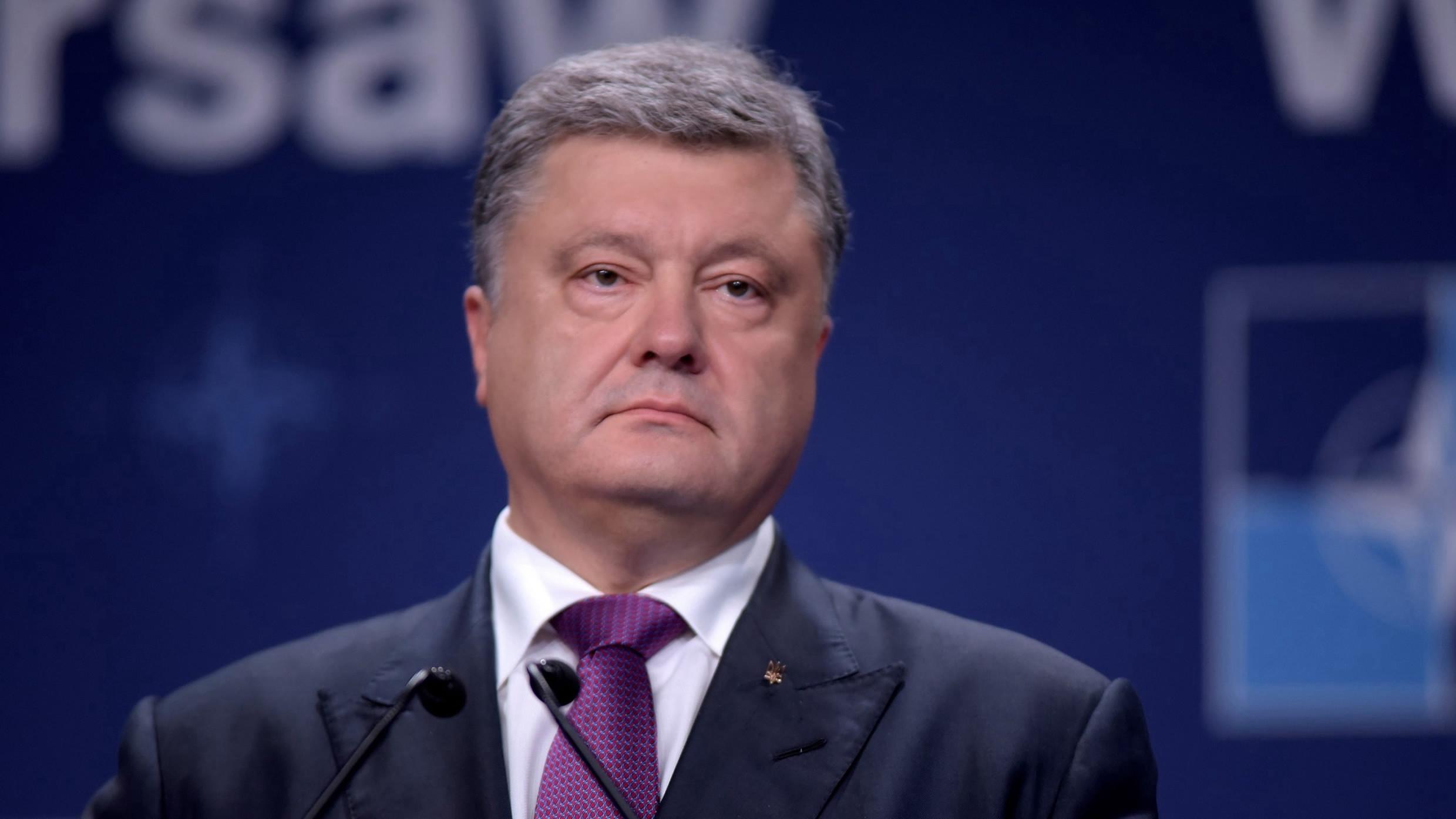 Ukrainian President Petro Poroshenko CGTN.jpg