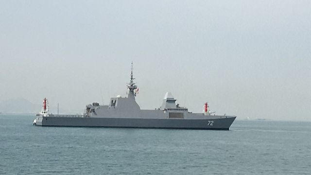 First foreign vessel arrives to join multinational navy event for Chinese navy anniversary