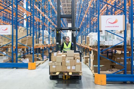E-commerce facilitates Sino-Russian trade