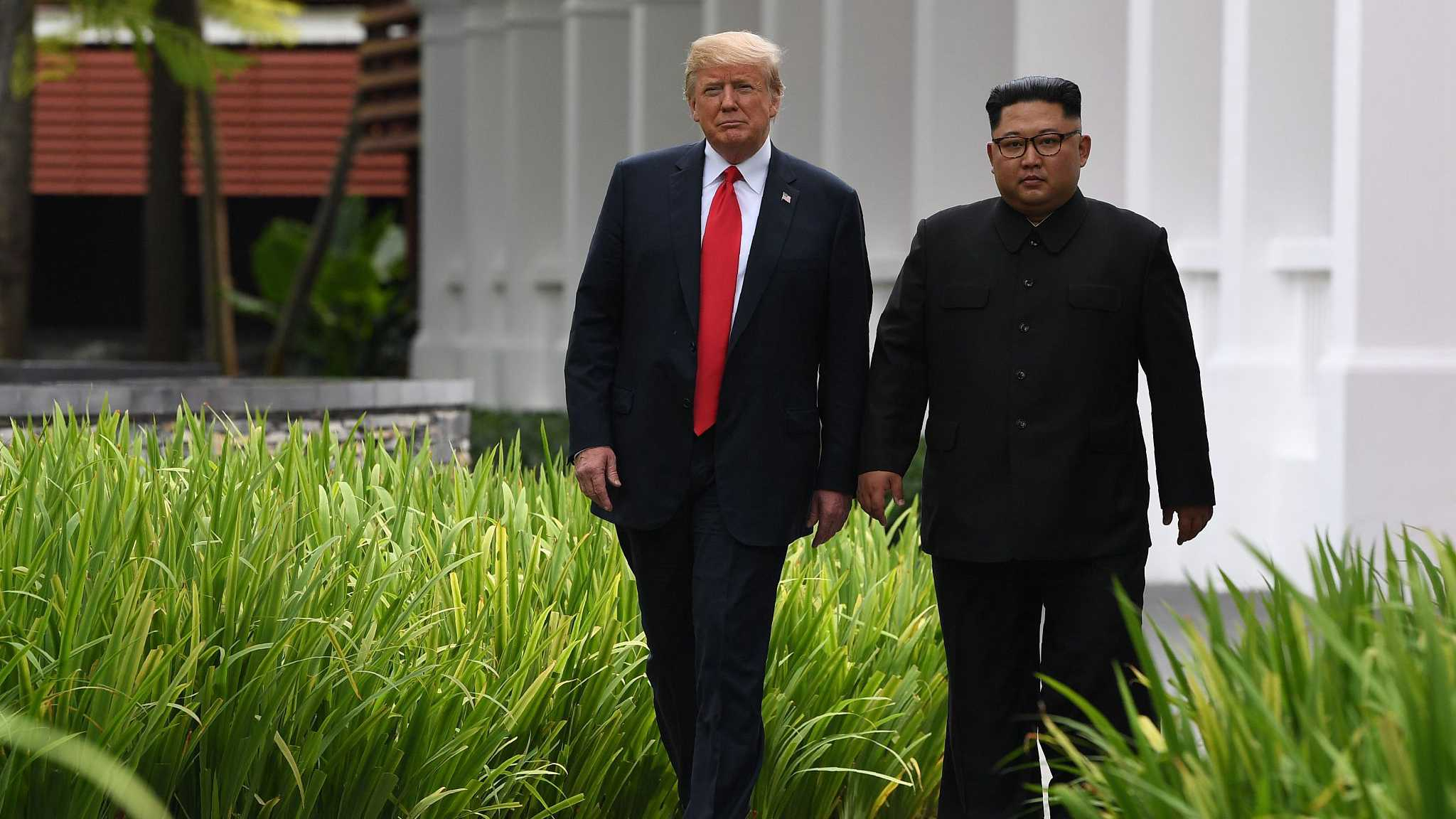 S Korean president receives Trump's message to DPRK leader: source