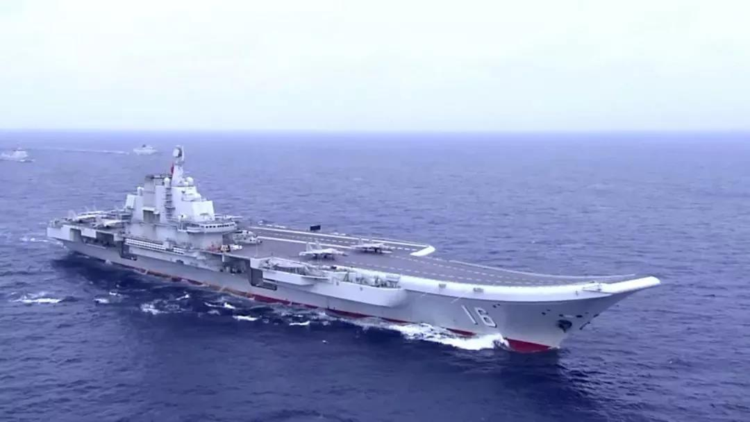 China reveils new inside look at its first aircraft carrier