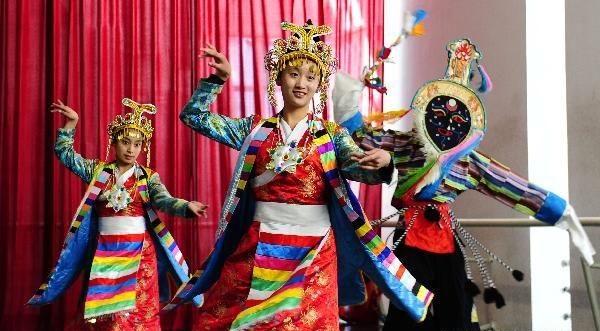 Tibet's cultural industry sees sound development