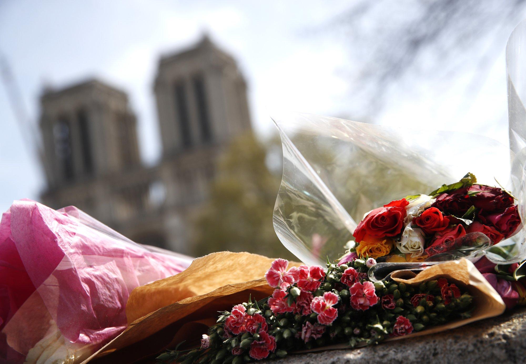 More yellow vest protests despite Notre Dame fire