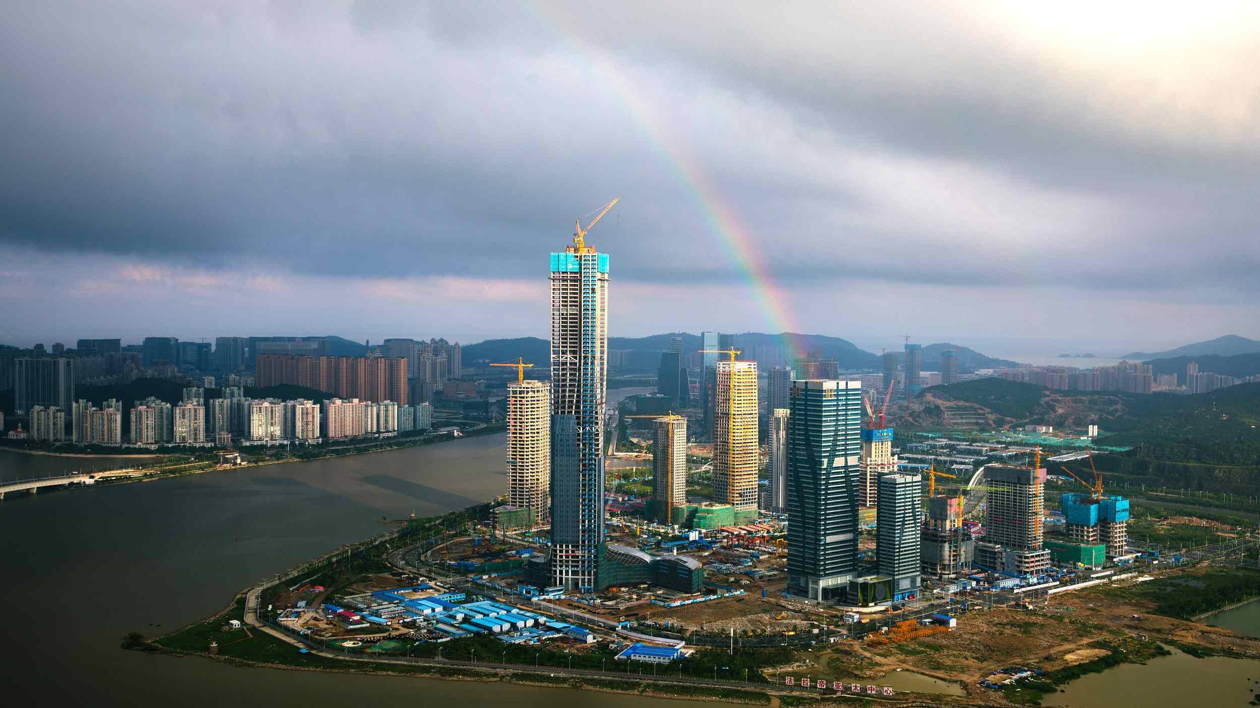 China plans on turning Hengqin into international tourist destination