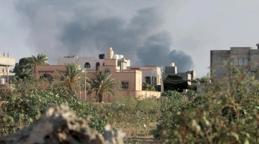 Death toll of clashes in Libya's capital rises to 213: WHO