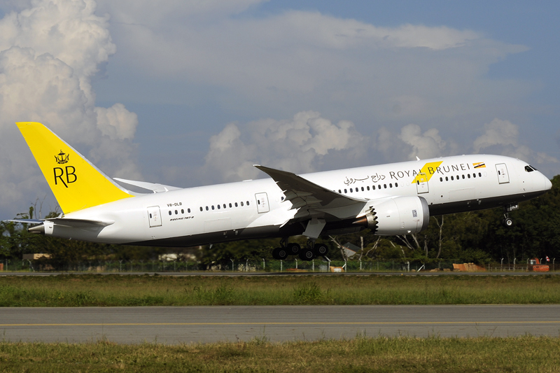 Brunei national carrier launches direct flights to Changsha, China