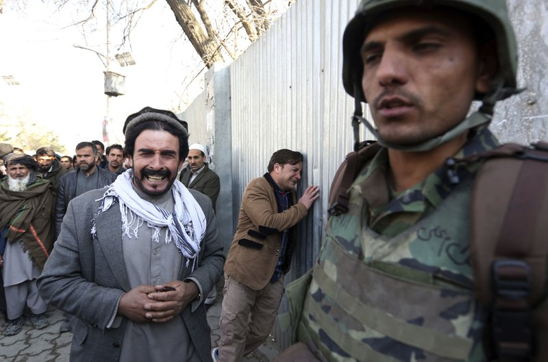 At least 30 killed in Afghan clashes within 24 hours
