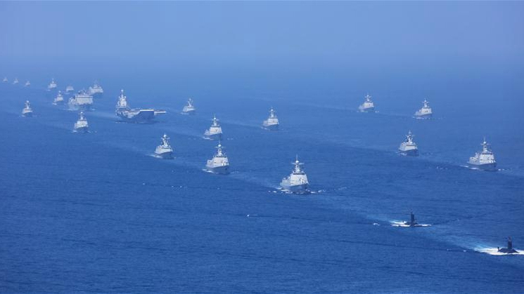 PLA Navy will celebrate 70th anniversary from April 22-25