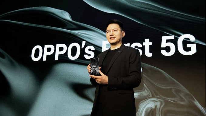 Oppo looks to Dubai as international launchpad for 5G technology