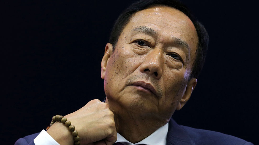 Businessman in politics: Can Terry Gou make a difference in Taiwan?