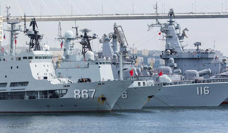 Naval parade marking Chinese navy anniversary to be held on April 23