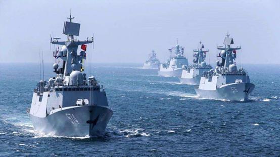 China holds meeting celebrating navy's 70th founding anniversary