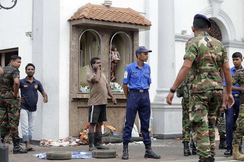Death toll from Sri Lanka's multiple blasts rises to 207, 469 injured