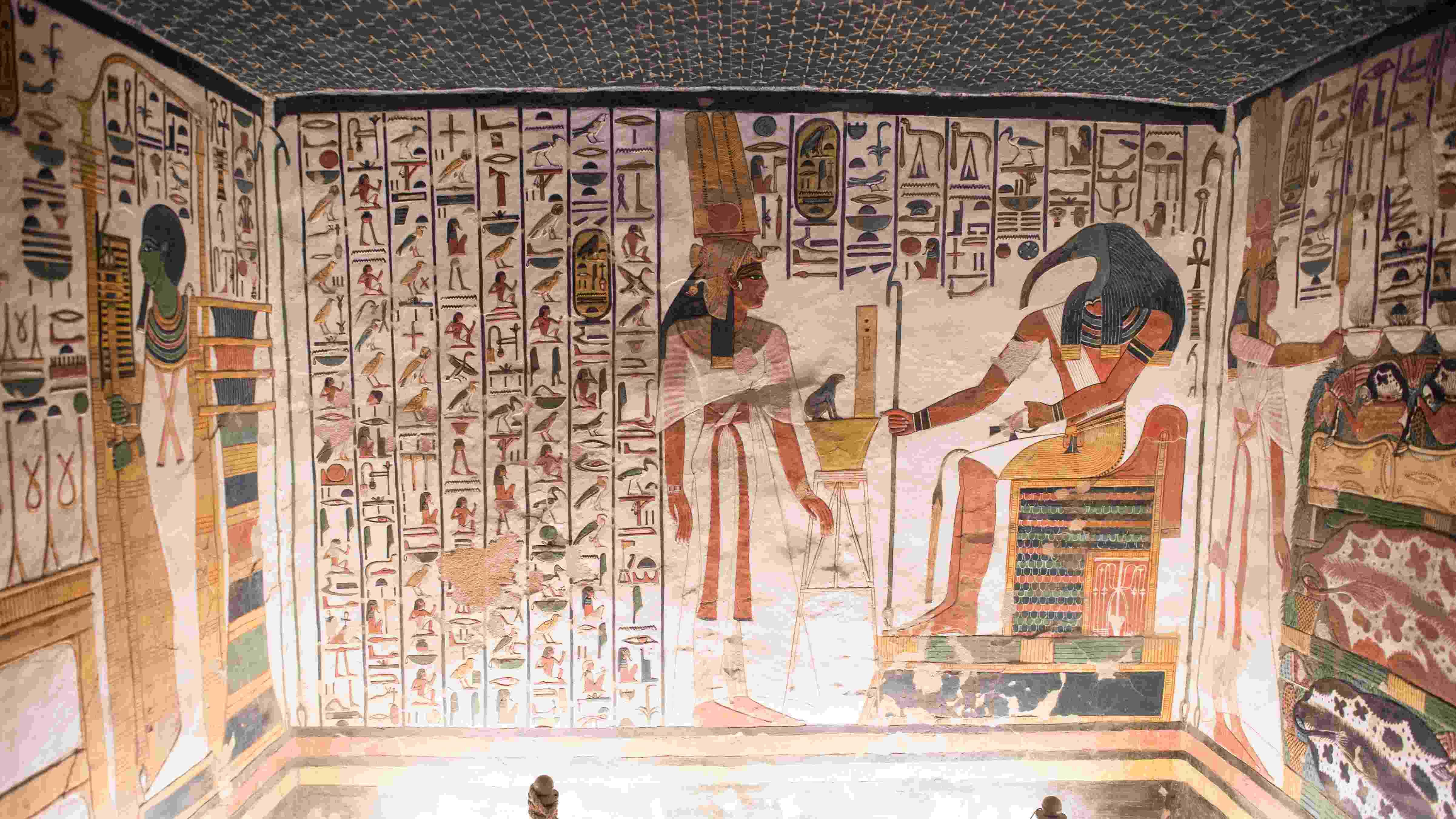 Egypt opens restored goddess temple in Luxor's Karnak complex