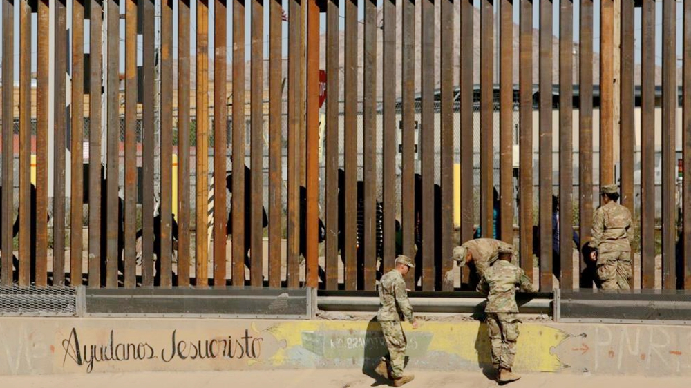 Mexico warns of 'deep concern' over armed groups on US border