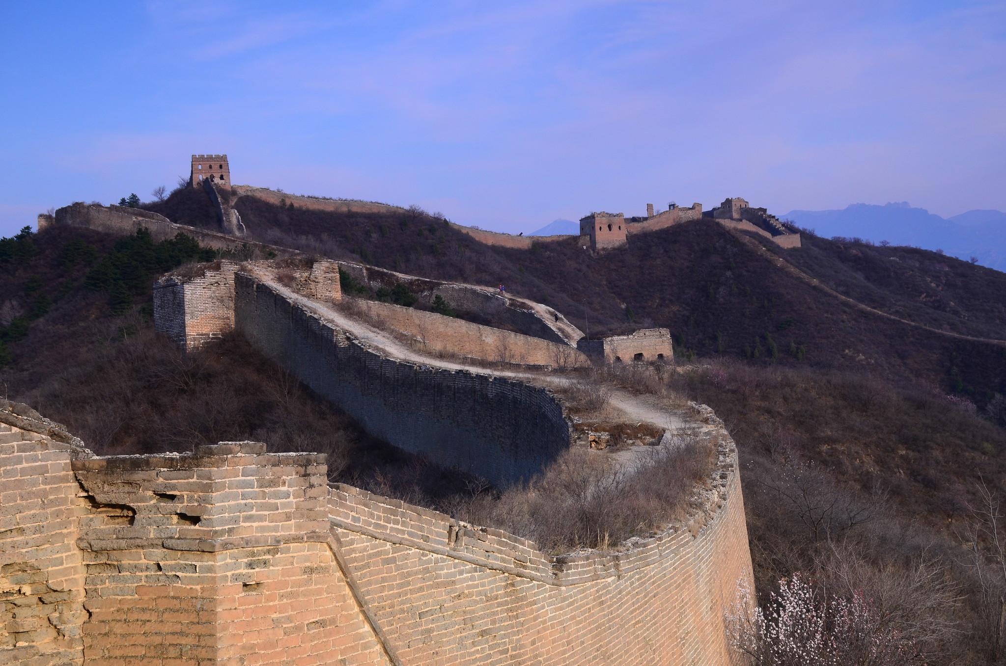 Beijing makes Great Wall repair timetable