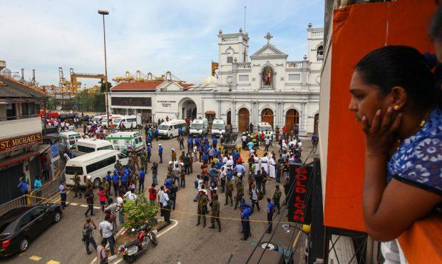 Local group responsible for Easter Sunday blasts: Sri Lanka minister