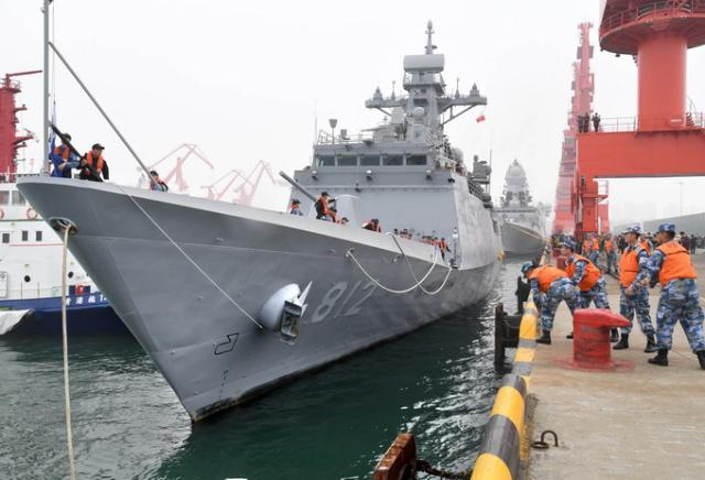 Qingdao, ideal place for multinational naval parade