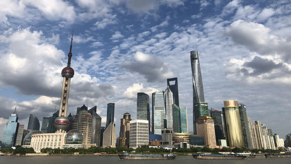 Shanghai moves forward to become sci-tech innovation center