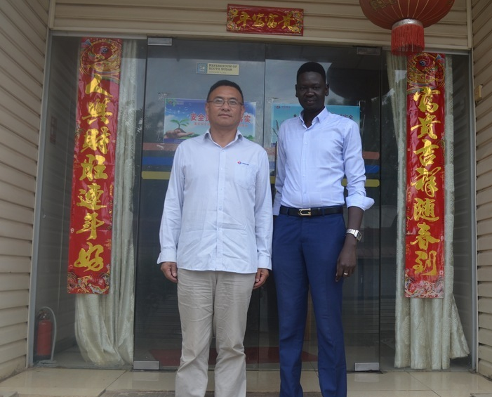 Chinese language transforms career of ex-South Sudanese child refugee