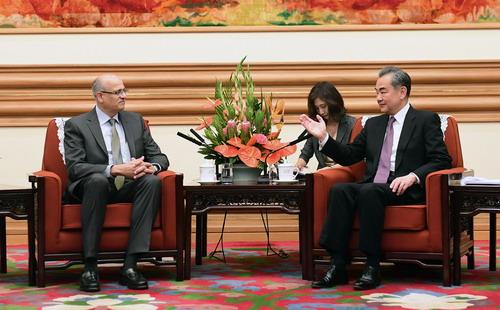 China ready to meet India half way: FM