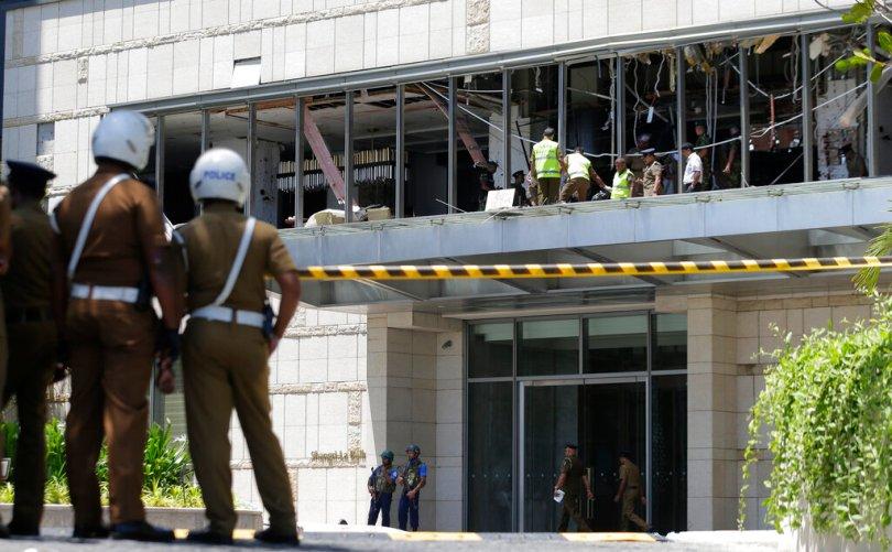 Death toll jumps to 310 in Sri Lankan multiple bombings
