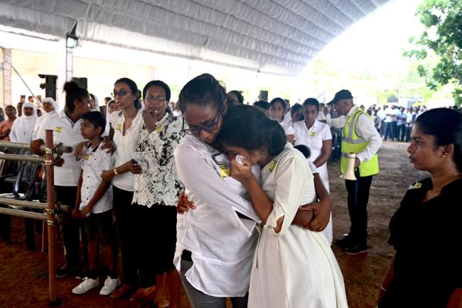 Probe shows Sri Lanka attacks 'retaliation for Christchurch': dep. defence minister