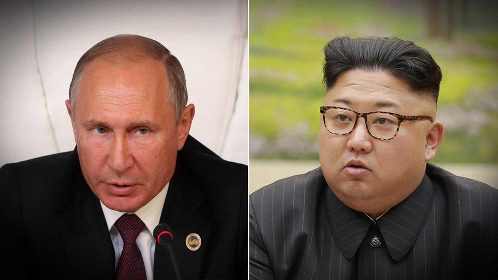 Putin to meet Kim on April 25 in Russia's Vladivostok