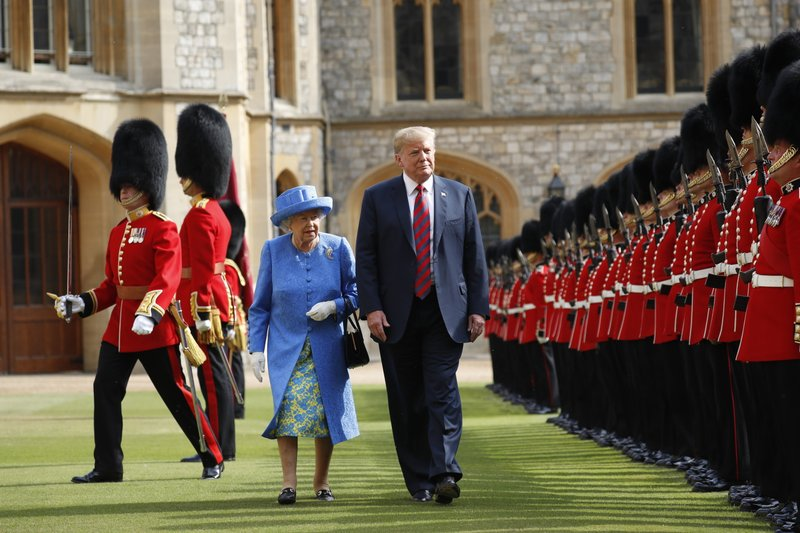 President Trump to pay 3-day state visit to Britain in June