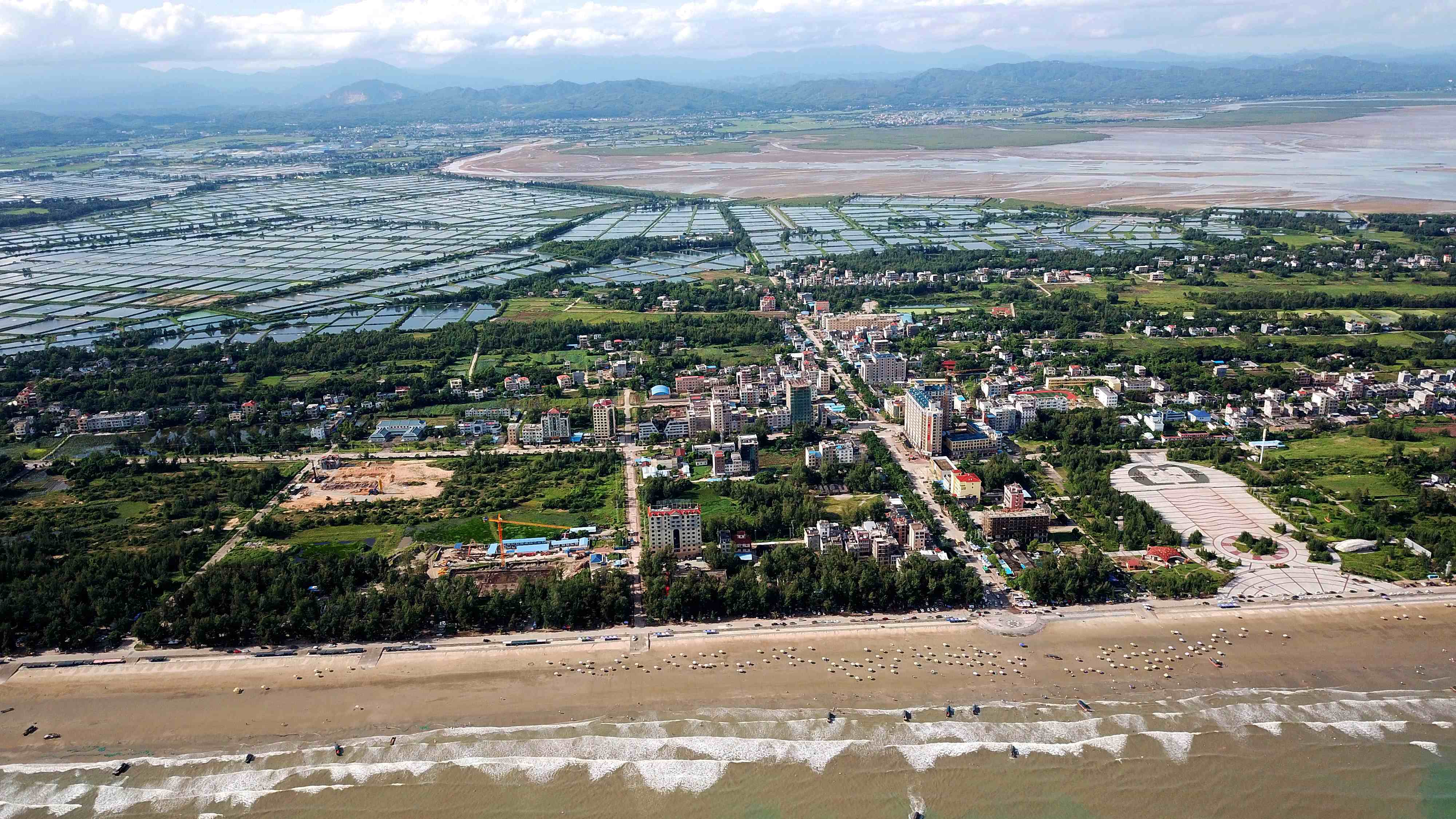 A journey along the Chinese border – Dongxing
