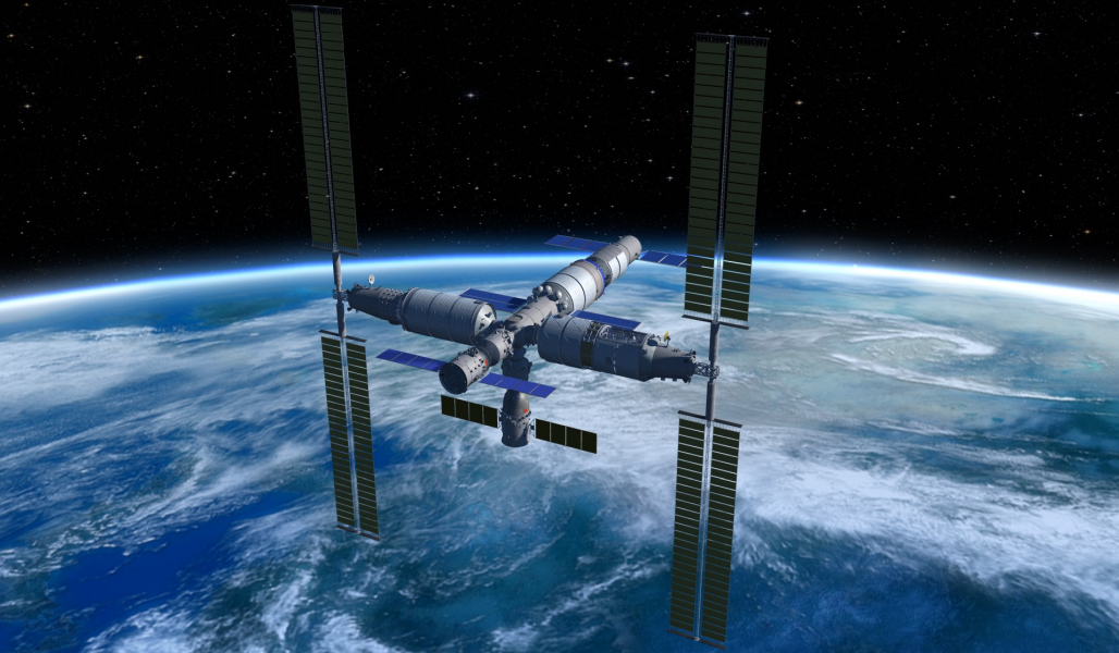 China's planned space station to support hundreds of experiments