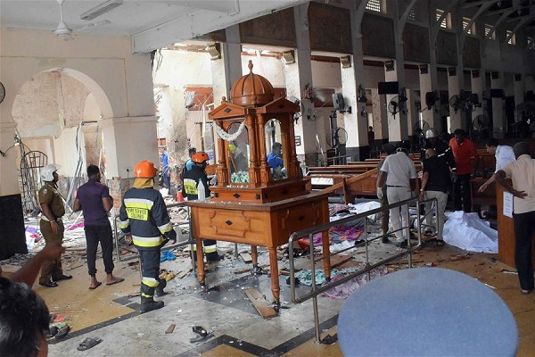 Most Sri Lanka bombers were highly educated: Official