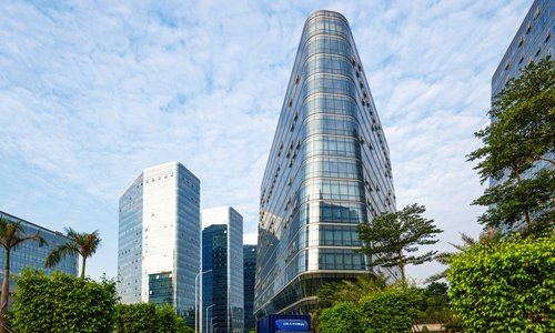China rises as global technology center