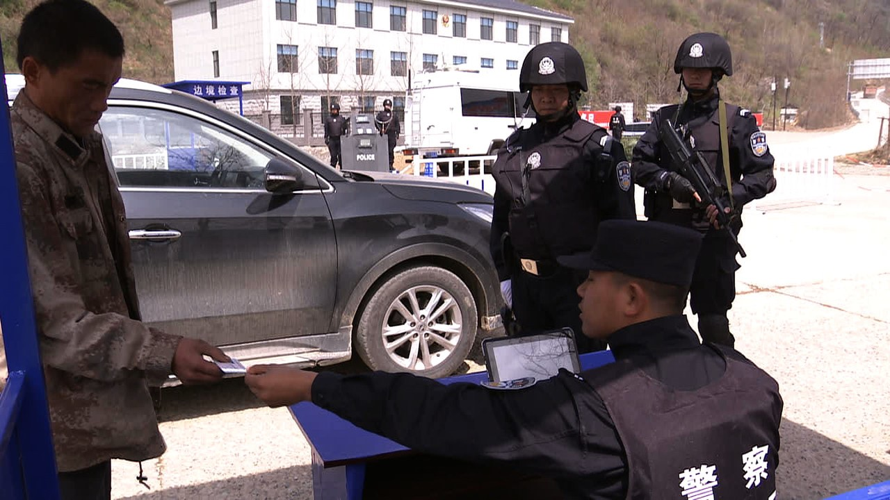 China's first 5G checkpoint rolls out at the Sino-DPRK border