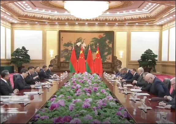 Xi hails China-Belarus industrial park a 'model project' under BRI