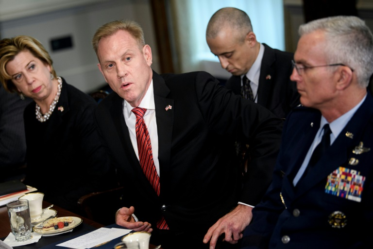 Acting Pentagon boss cleared of ethics wrongs by internal inquiry