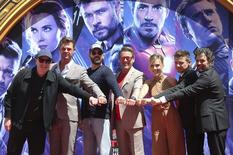 'Avengers: Endgame' leads China box office