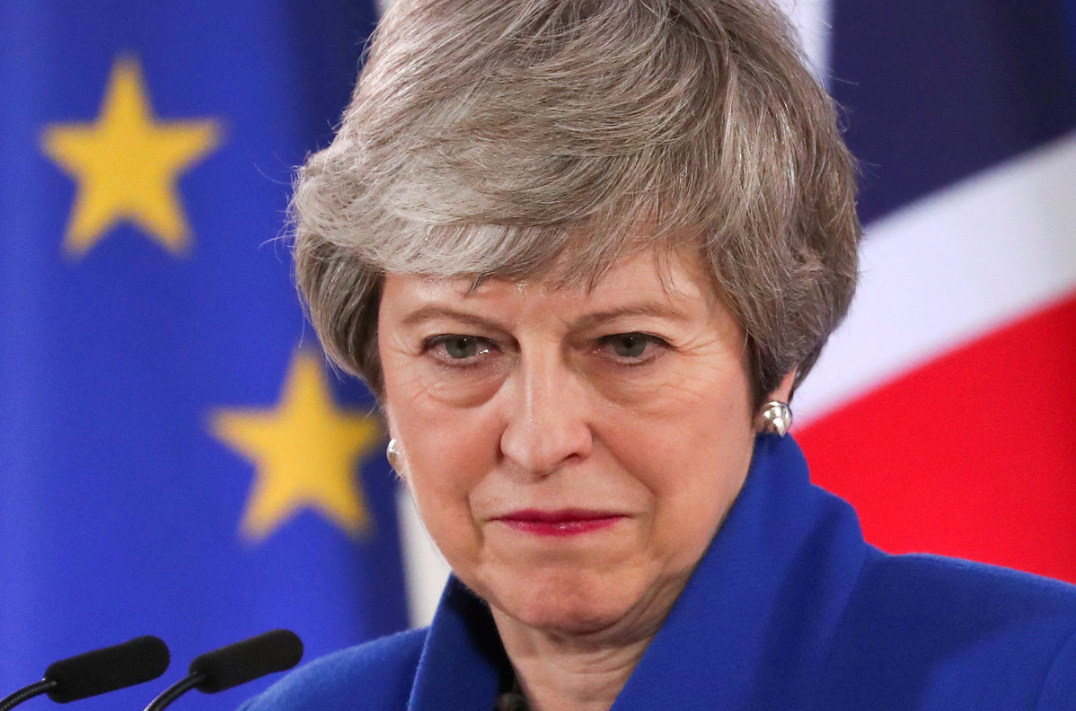 Tories insist British PM gives resignation timetable