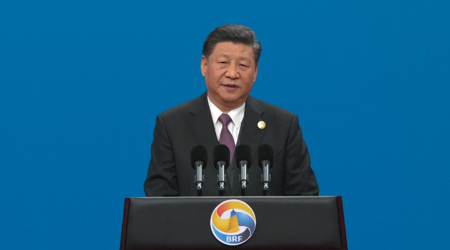 Highlights of President Xi's speech at 2nd Belt and Road Forum
