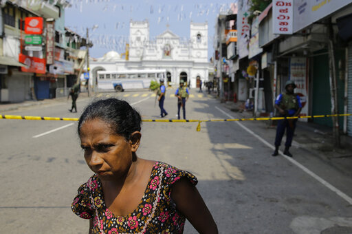 Terrorists carrying out Easter blasts have link to drug trade: Sri Lankan president