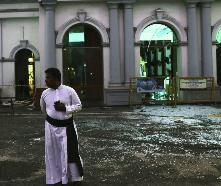 Sri Lanka Catholics cancel Sunday Masses after bombing