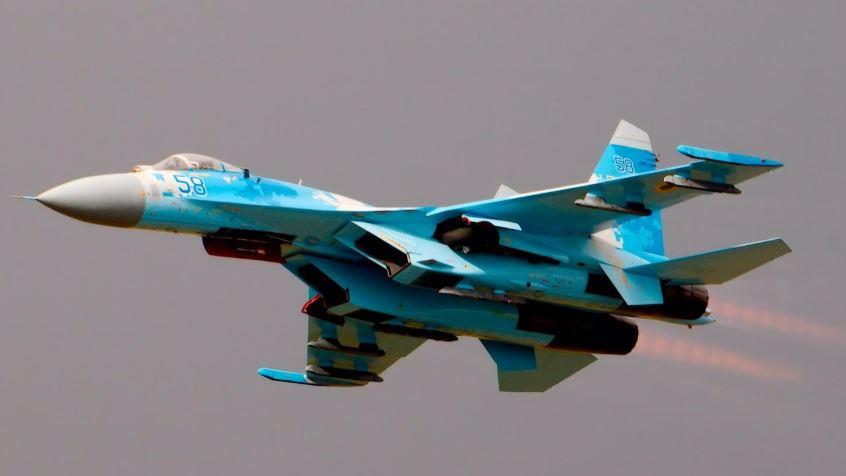 Russian warplanes strike rebel positions in Syria's Idlib