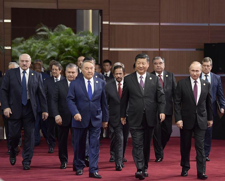 World leaders laud BRI's substantial progress, envision promising future