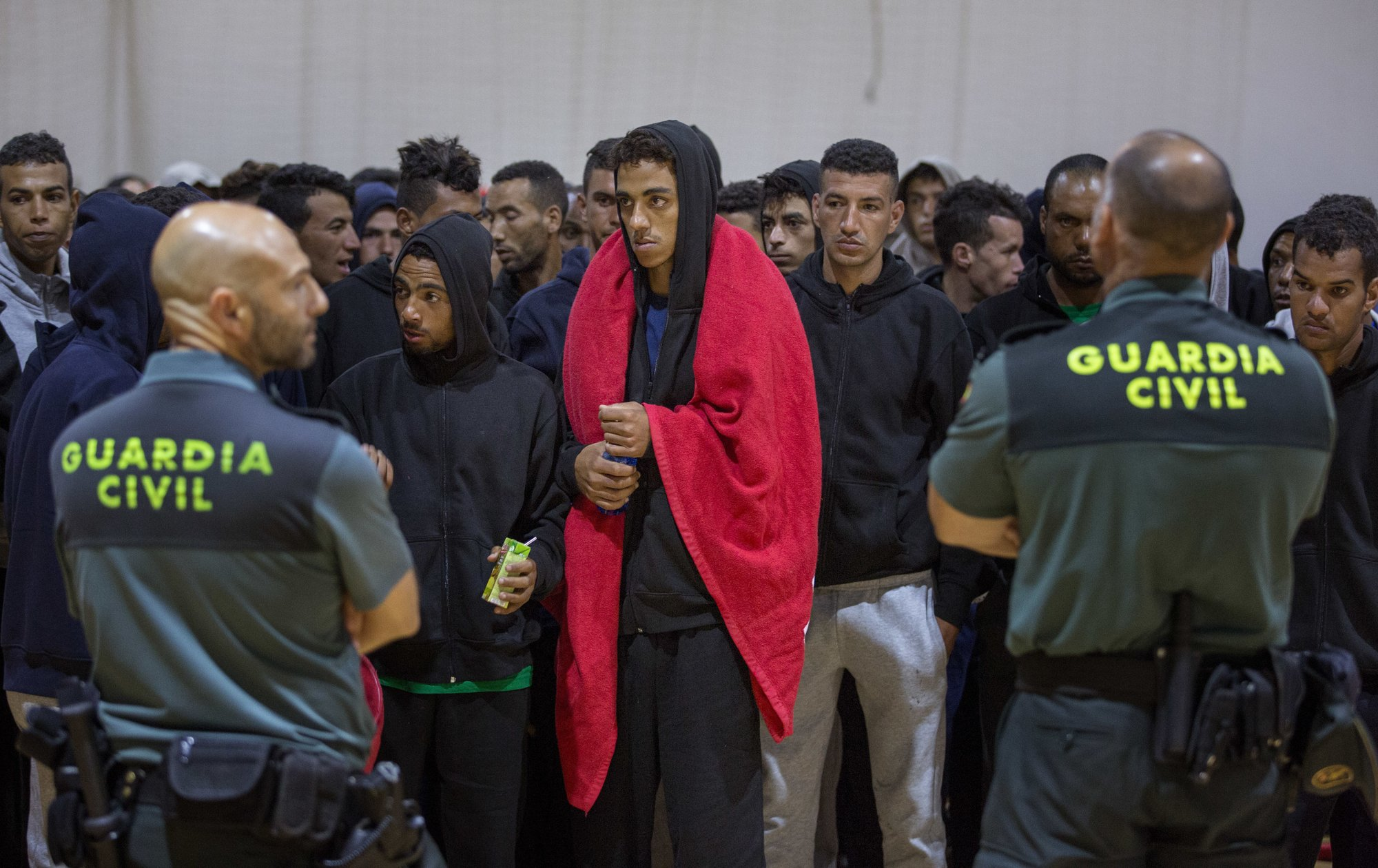 Migrant arrivals plunge in Spain after deals with Morocco