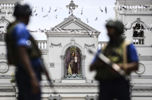 Sri Lanka says wanted extremist died in hotel attack