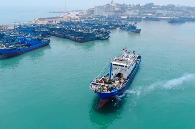 China extends helping hand in aquaculture